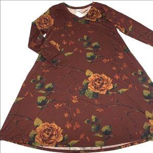 Emily Floral Dress